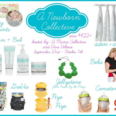 """""""A Newborn Collective"""" Giveaway Event"""