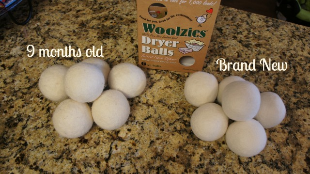 Woolzies Dryer Balls Review on rays of bliss