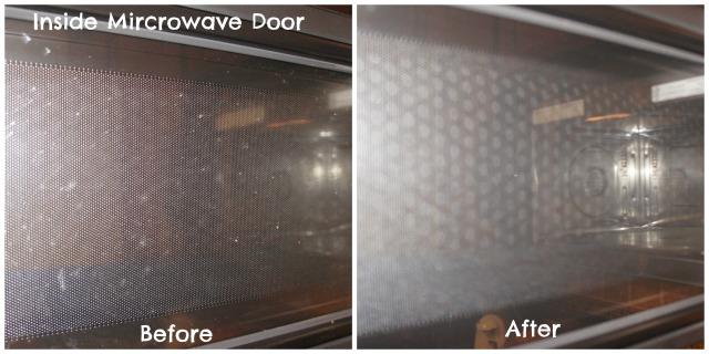 Reliable PRONTO P7 microwave door