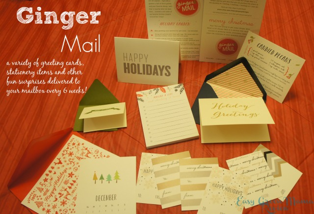 Ginger Mail Review