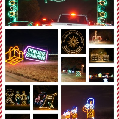 Dallas/ Fort Worth ~ Prairie Lights powered by Gexa Energy ~ Must See!
