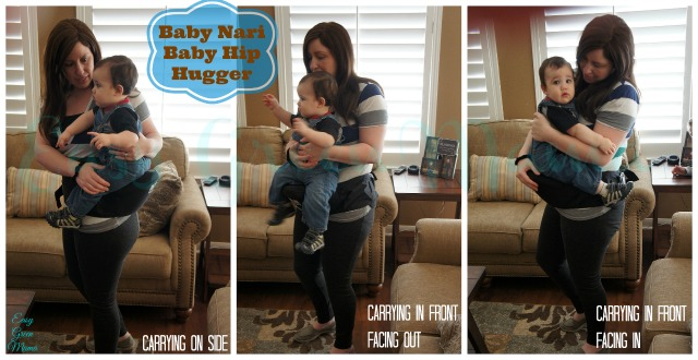 Baby Hip Hugger Review from rays of bliss