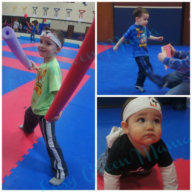 My ninjas