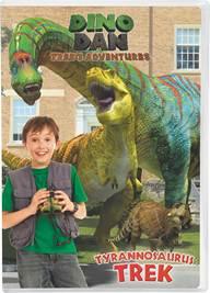 Dino Dan Trek's Adventures: Tyrannosaurus Trek