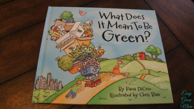 What Does it Mean to Be Green? from Little Pickle Press Review