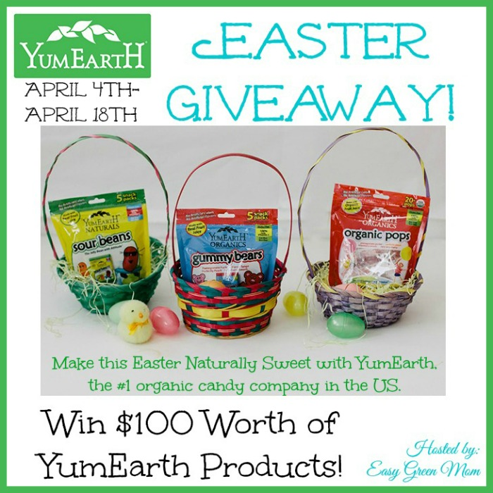 YumEarth Easter Giveaway