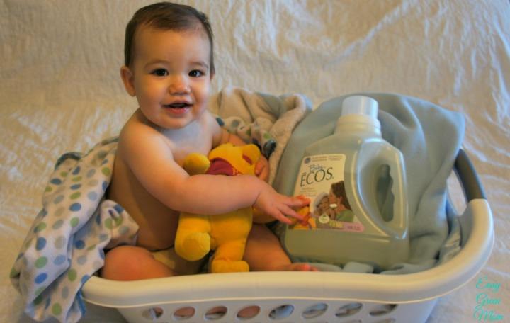 Disney Baby ECOS Laundry Detergent