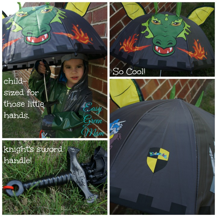 Kidorable Dragon Knight Umbrella