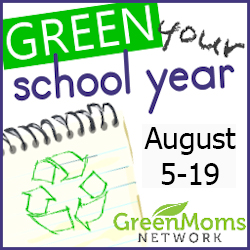 Blogger Signups for 2nd Annual Green Your School Year Giveaway Hop #GMN