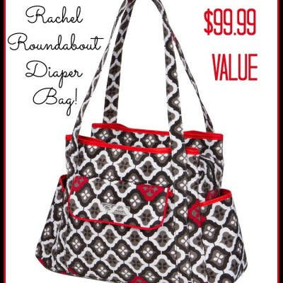 Free Blogger Opp: The Rachel Roundabout Bag Giveaway Event!