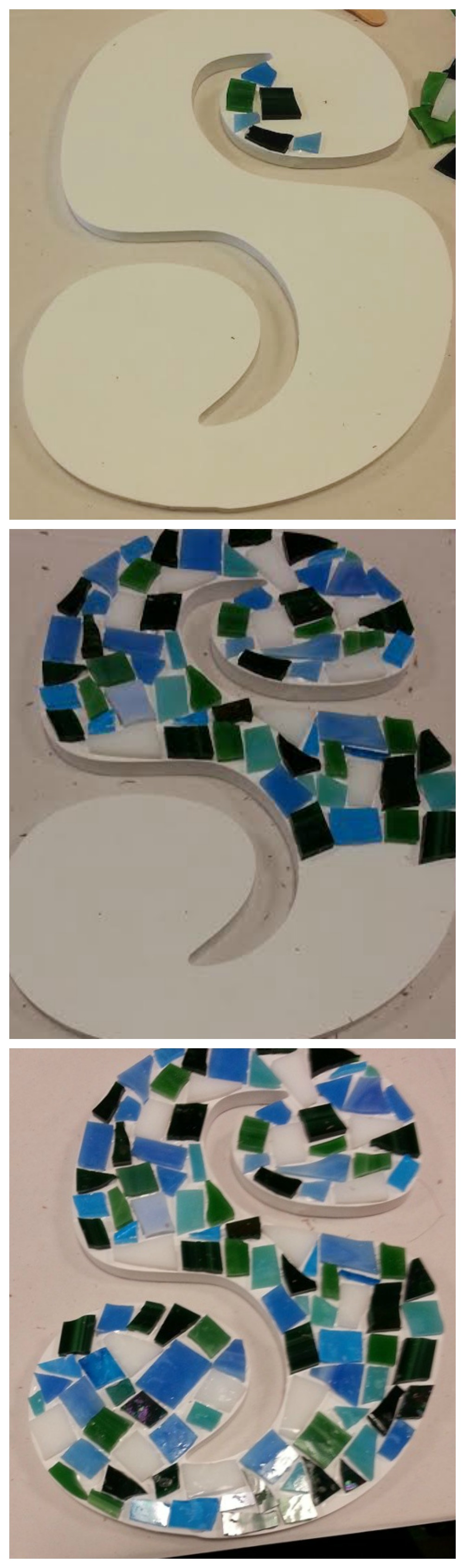 Mosaic Initial