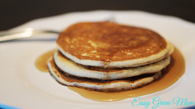 Gluten Free and Dairy Free Fluffy Pancakes
