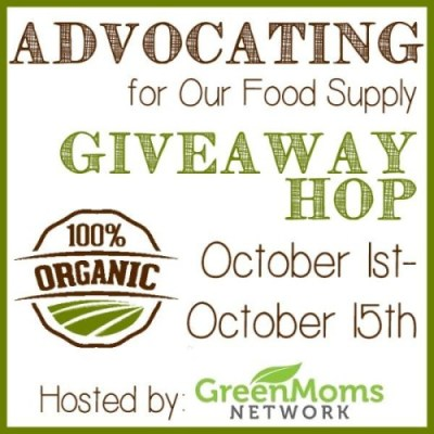 Blogger Signups for the Advocating for Our Food Supply Giveaway Hop