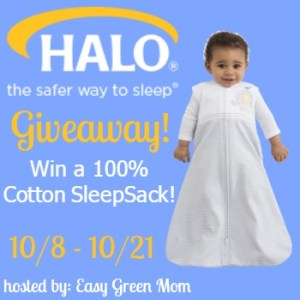 Halo SleepSack Giveaway!