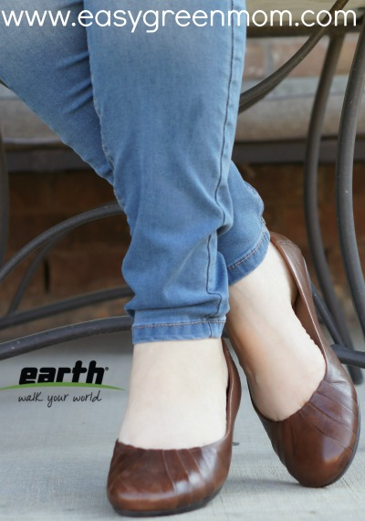Make Every Day, an Earth Footwear Day!