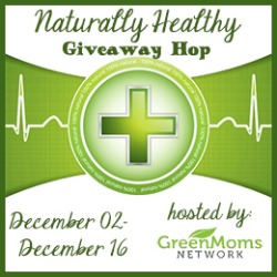 Bloggers Sign Up Naturally Healthy Giveaway Hop