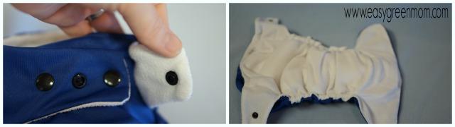 SoftBums Cloth Diaper Features