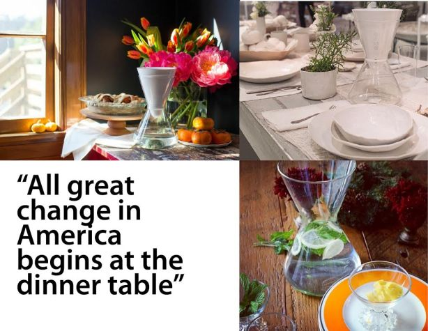 Include Soma for your dinner parties this holiday sesaon!