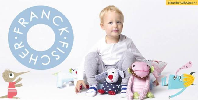 KidsPlayHome New Collection from Franck & Fischer