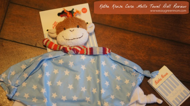 Käthe Kruse Cara Mello Towel Doll Review