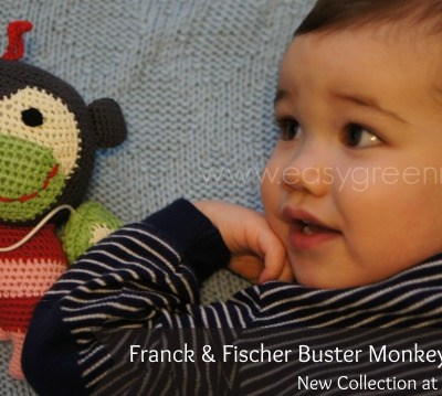 KidsPlayHome New Collection from Franck & Fischer ~ Buster Monkey Review