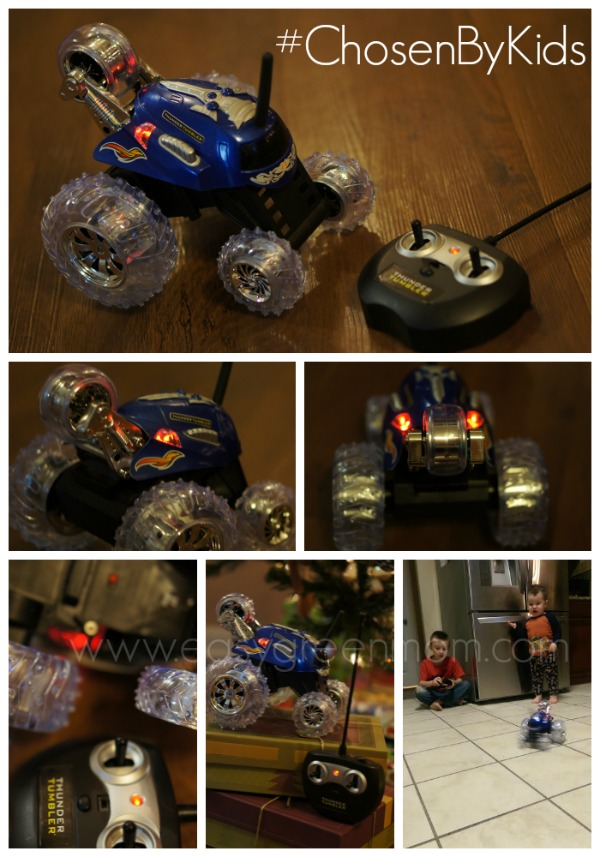 MerchSource Tumbler RC Review ~ #ChosenByKids ~ Walmart Toyland Event