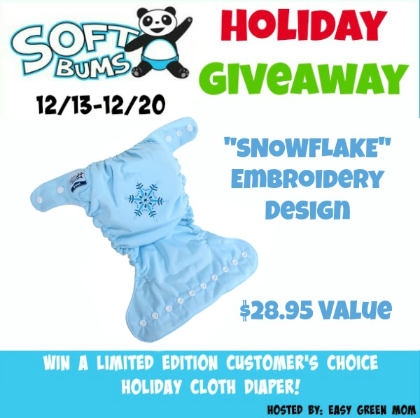 SoftBums-Limited-Edition-Holiday-Cloth-Diaper-Giveaway