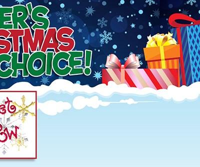 SoftBums Customer's Christmas Choice Poll