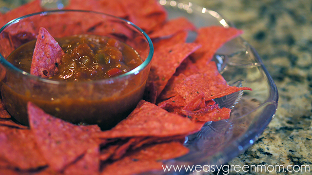 Que Pasa Mexican Chips and Salsa