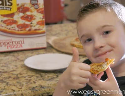 Udi's Gluten-Free Pizza for less at Walmart