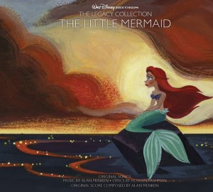 Walt Disney Records The Legacy Collection: The Little Mermaid #disneymusic