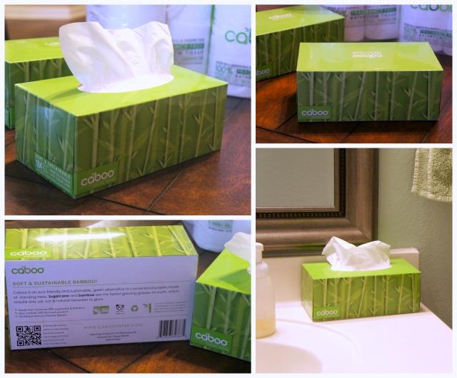 Caboo Facial Tissue