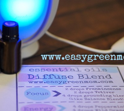 Essential Oils Diffuse Blends Guide with Free Printable