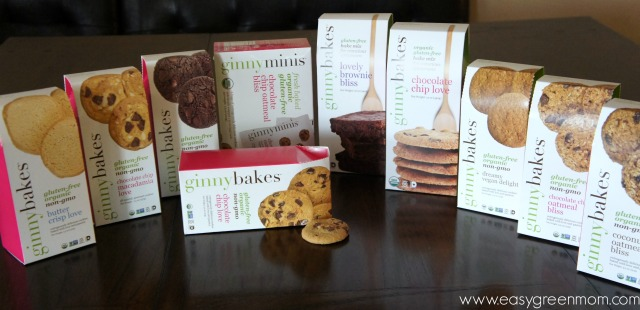 Indulge Mindfully with ginnybakes Gluten free & Organic Cookies!