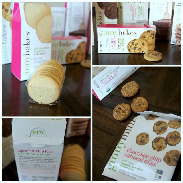 Indulge Mindfully with ginnybakes Gluten free & Organic Cookies