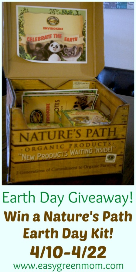Nature's Path Earth Day Kit Giveaway