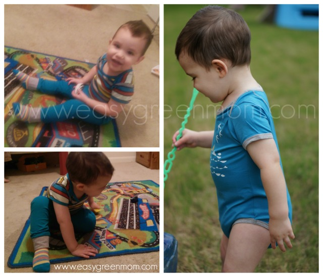 PACT Baby Organic Cotton Apparel