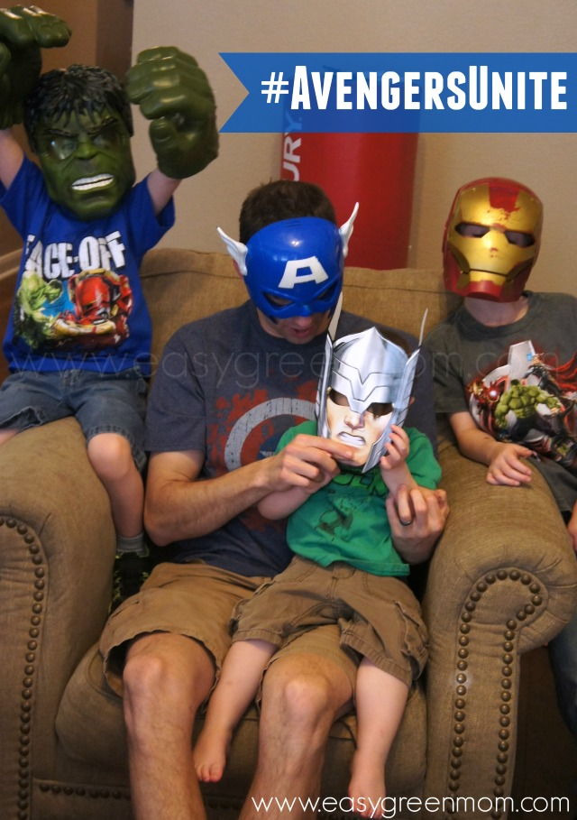 Ready for MARVEL's The Avengers: Age of Ultron? We are!!! #AvengersUnite