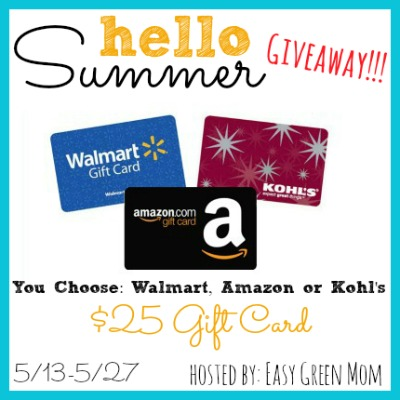 hello summer giveaway