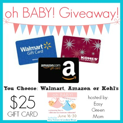 oh baby giveaway