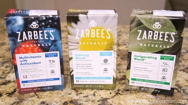 Zarbee's Naturals Adult Vitamin Drink Mixes