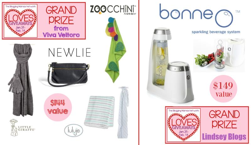 BMN Loves Giveaways Event Grand Prize