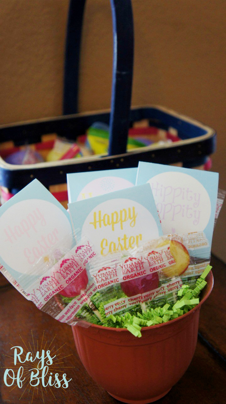 Easter Lollipop Covers Free Printable