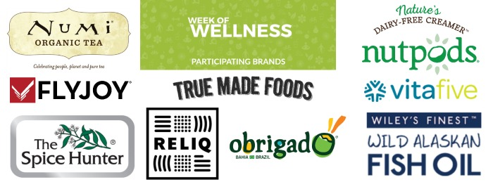 WEEK OF WELLNESS BRANDS