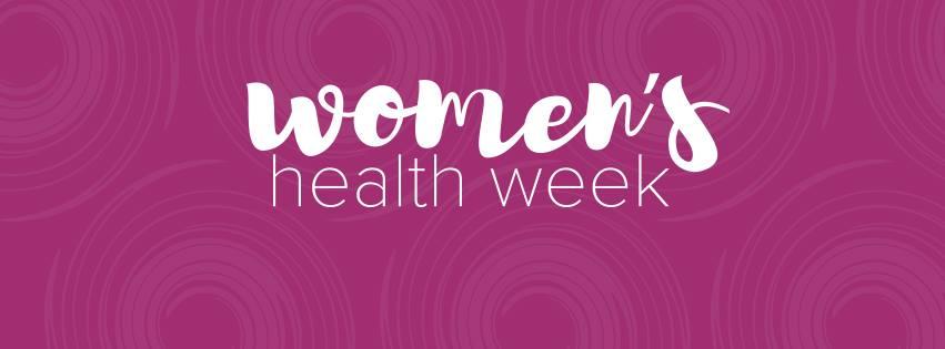 Women's Health Week Sampler Event!