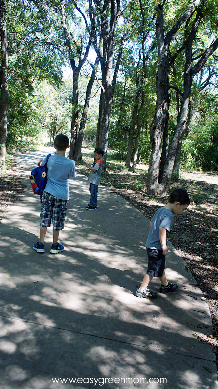 Get Kids Playing Outside with Ecokeepers