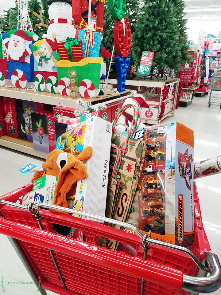 Big Lots Shopping Christmas Gift #BigLotsHoliday#CollectiveBias
