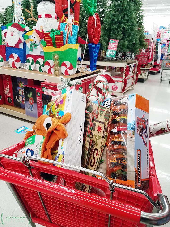 Big Lots Shopping Christmas Gift #BigLotsHoliday#CollectiveBias
