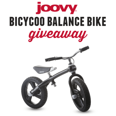 Joovy Bicycoo Giveaway