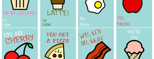 Food Pun Cards Free Printable from Rays of Bliss